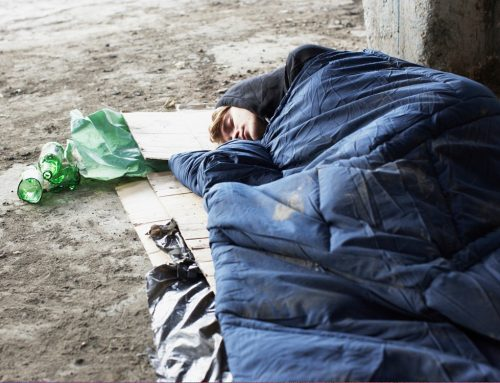HELP YOUNG SYDNEYSIDERS SLEEPING ROUGH