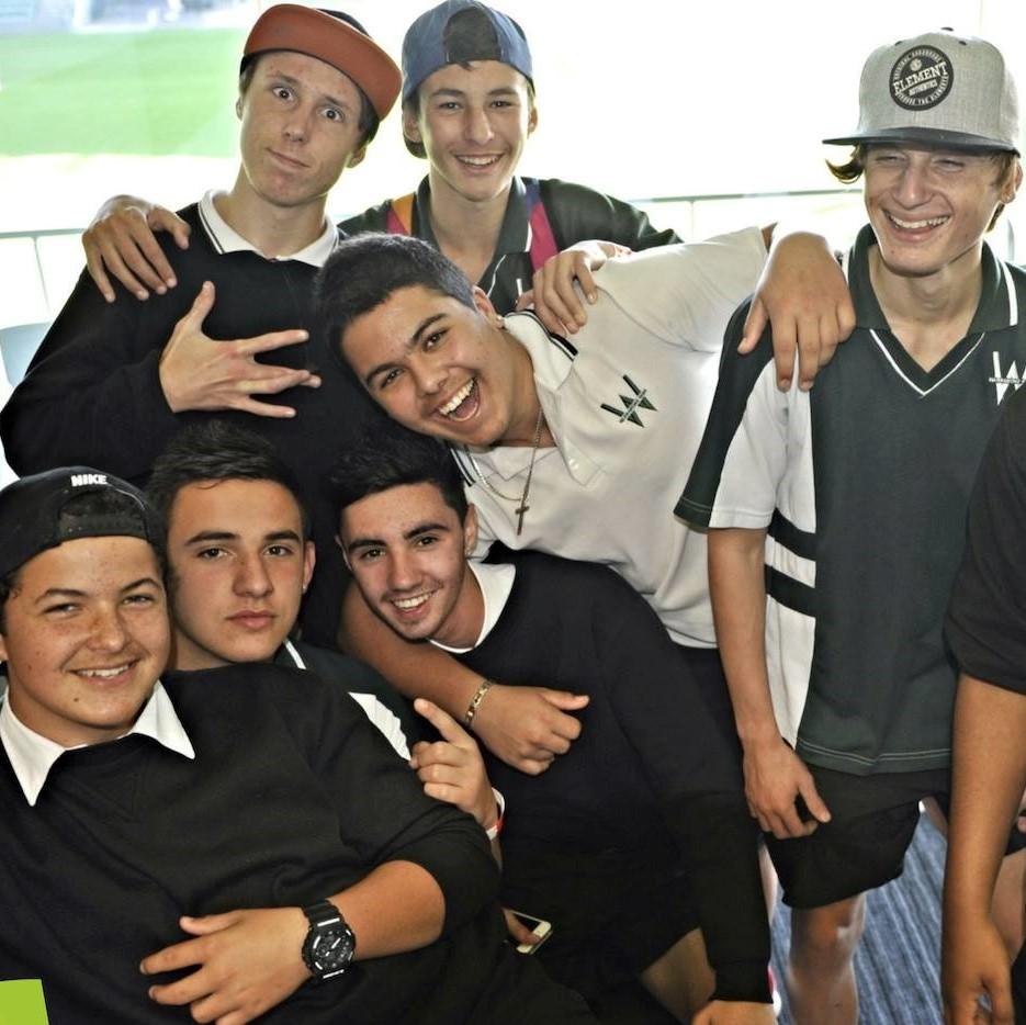 Be Kind Sydney, Top Blokes, Teen Boy Mental Health