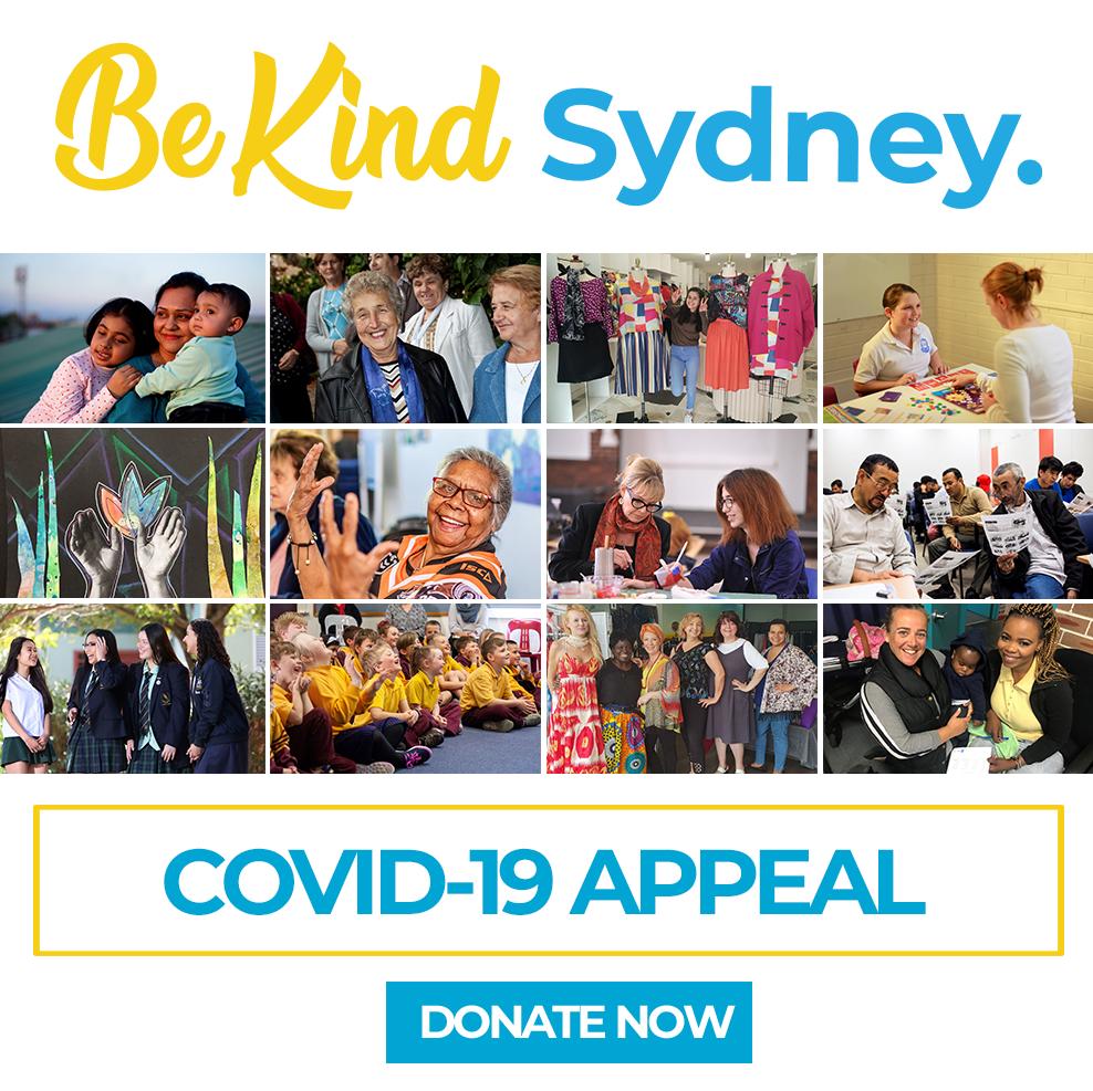 Be Kind Sydney to raise $1million